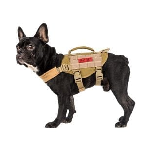 OneTigris Small Dog Vest Beasts