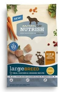 Rachael Ray Nutrish Large Breed Real Chicken