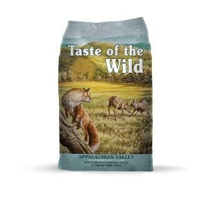 Taste of The Wild Grain Free High Protein Dry Dog Food Review