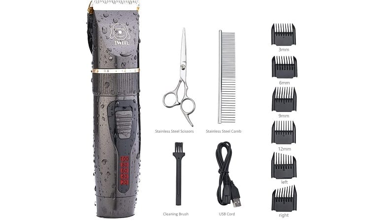 IWEEL Dog Clippers